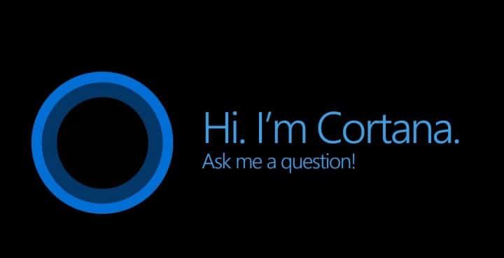Cortana: l'assistente virtuale della Microsoft ora disponibile per iOS e Android
