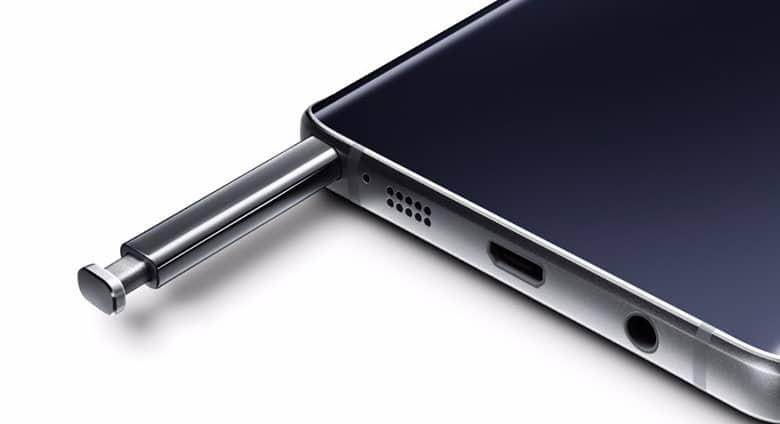 Samsung risolve il problema al pennino di Note 5