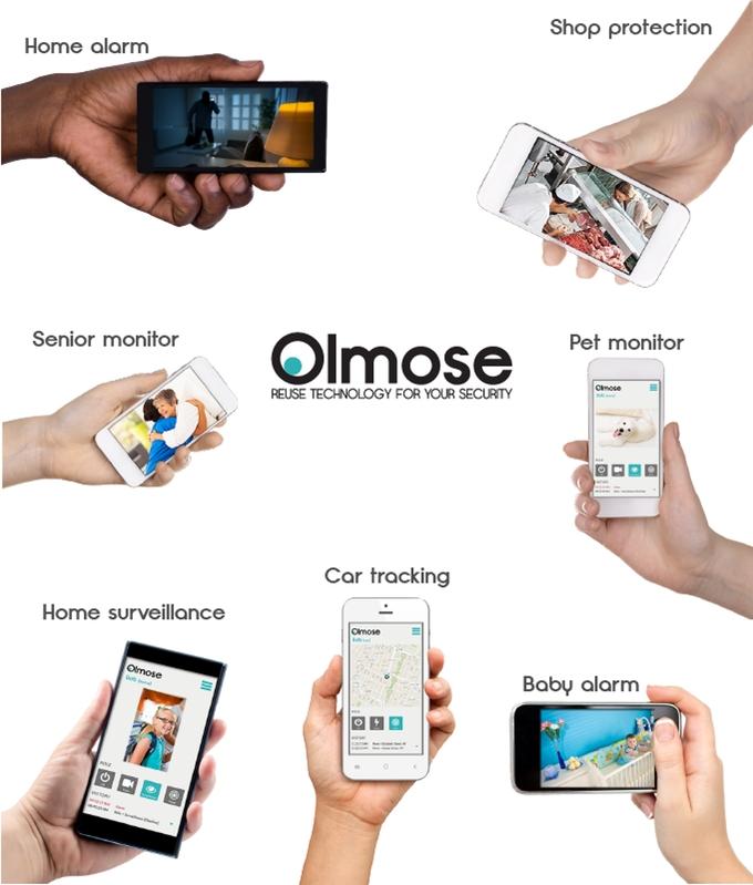 Avete un vecchio smartphone che non usate? Olmose potrebbe aiutarvi!