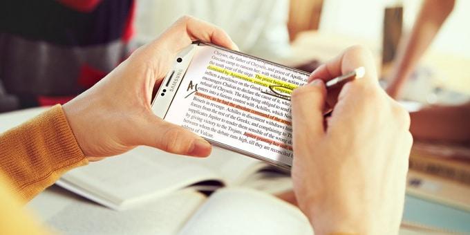 Galaxy Note 6: display da 5.8″, 6 GB di Ram e fotocamera da 12 MP