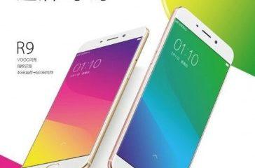 Specifiche Oppo R9 Plus