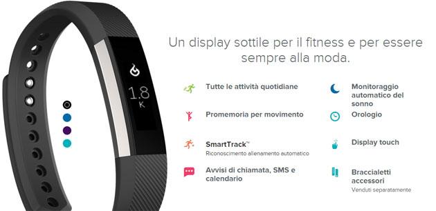 Fitbit presenta Alta: smartband elegante e versatile, con display OLED!