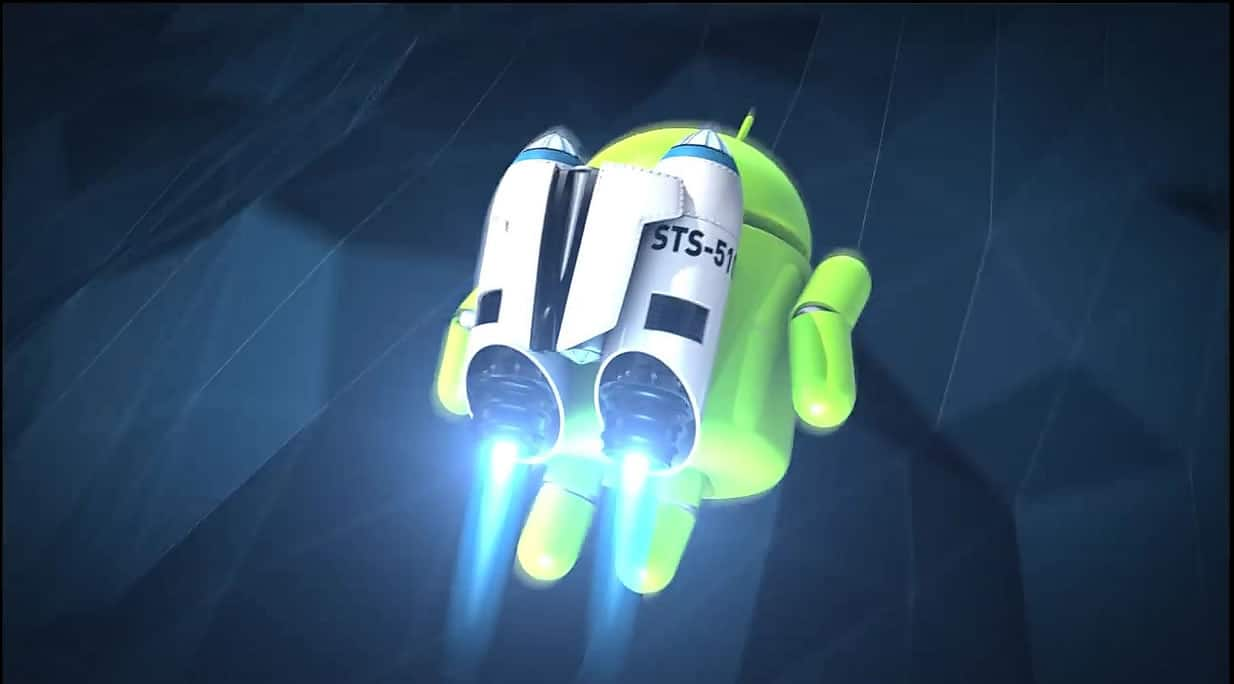 aumentare la velocità android