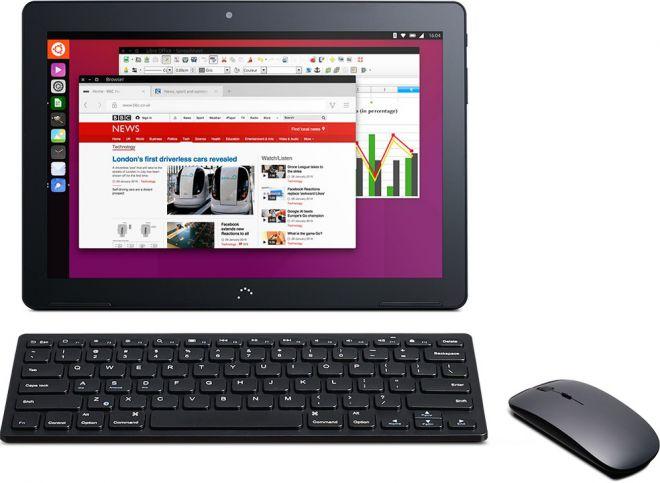 Aquaris M10: il tablet senza Android o Windows che vuole essere un PC!