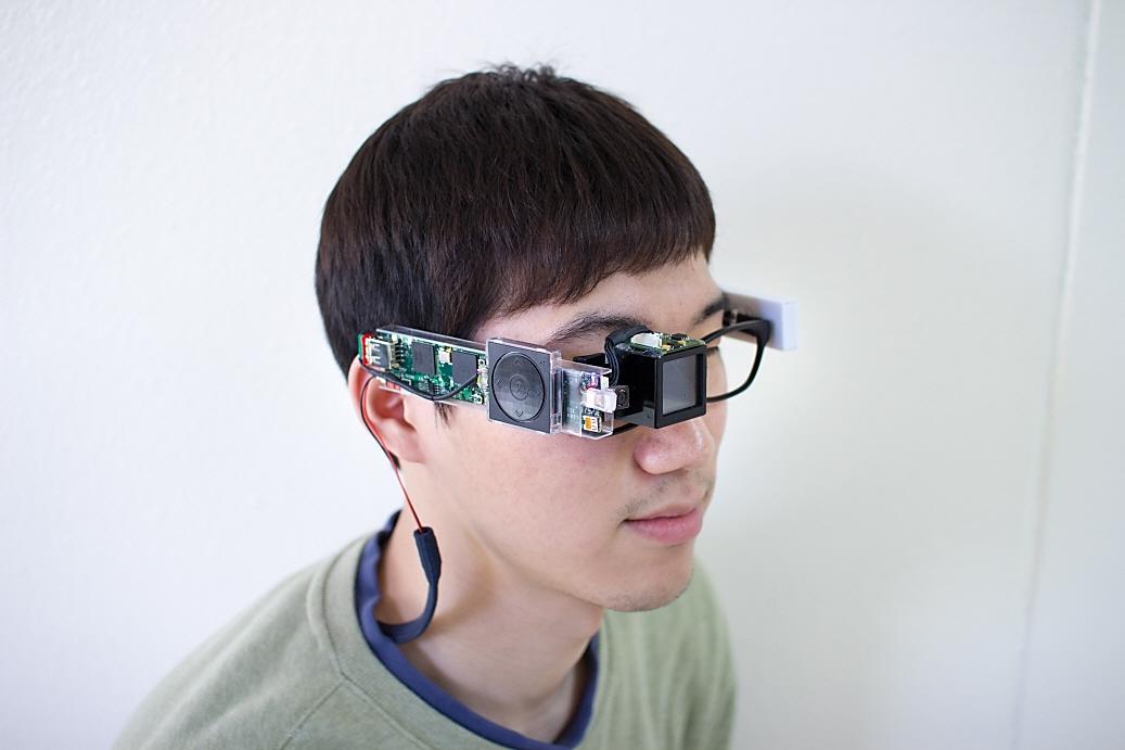 Smart glasses: ora si possono anche digitare testi