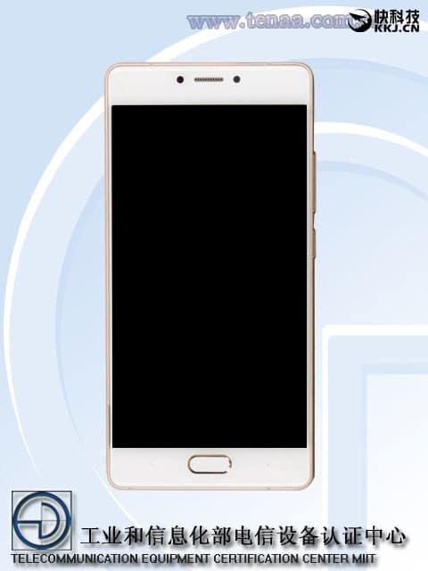 Gionee S8 certificato da TENAA, debutto vicino, ecco le specifiche