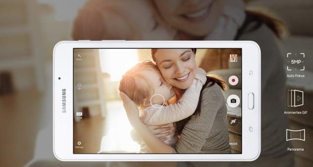 Galaxy Tab A 2016 svelato dal sito ufficiale Samsung Germania
