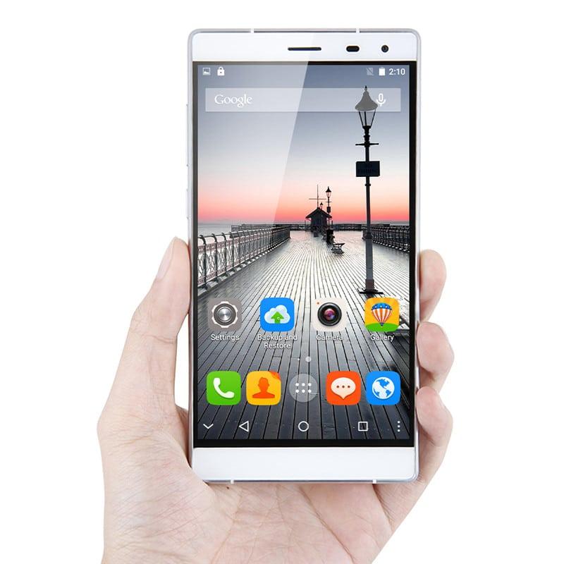 THL T7 4G, uno smartphone economico che legge le impronte