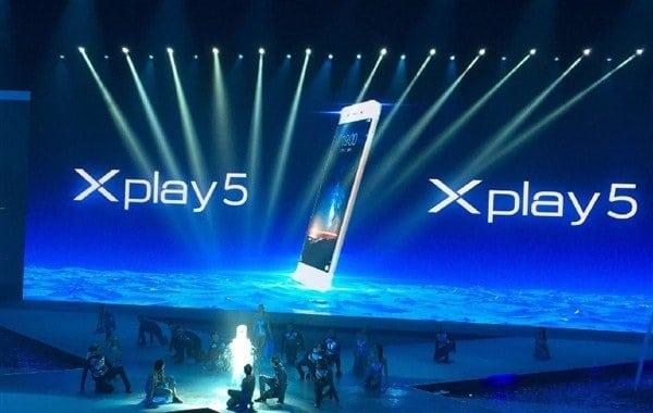 Vivo XPlay 5 ufficiale: Snapdragon 820 e 6GB di RAM