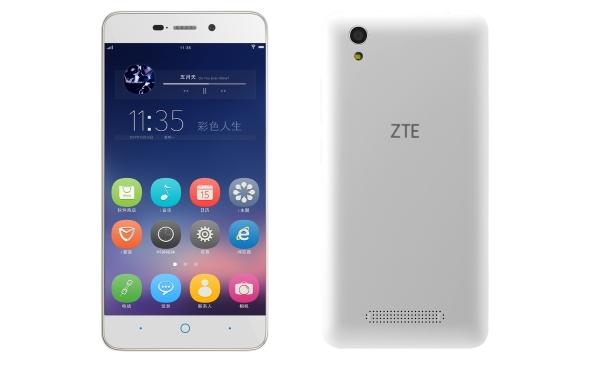ZTE Blade D2: nuovo smartphone con potente batteria da 4000 mAh