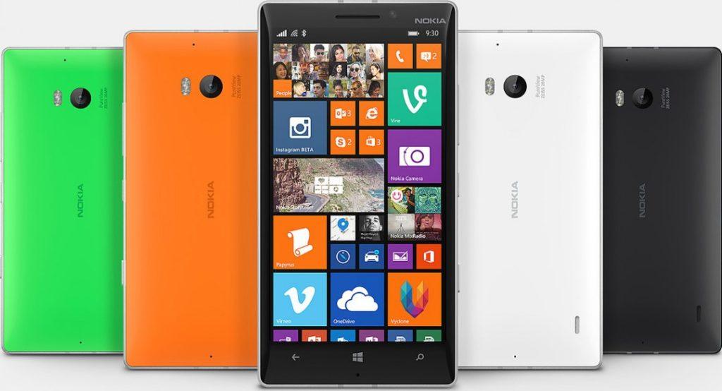 aggiornamento Windows 10 Mobile
