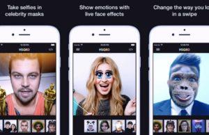 Masquerade, la nuova app che ti cambia faccia