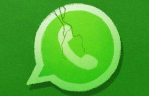 Whatsapp si aggiorna e supera tutti i problemi