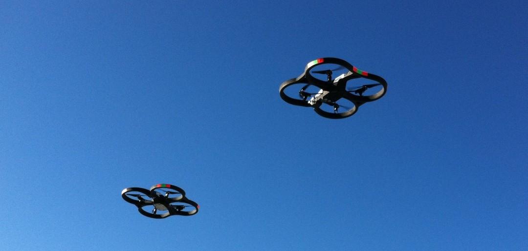 Il MIT crea un nuovo algoritmo per il controllo dei droni.