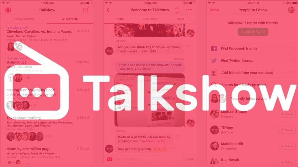 Twitter è morto, evviva il Talkshow?