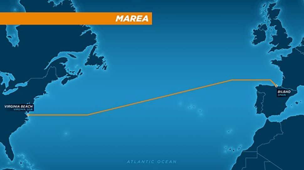Un cavo internet gigante nell'oceano: lo stanno costruendo Microsoft e Facebook