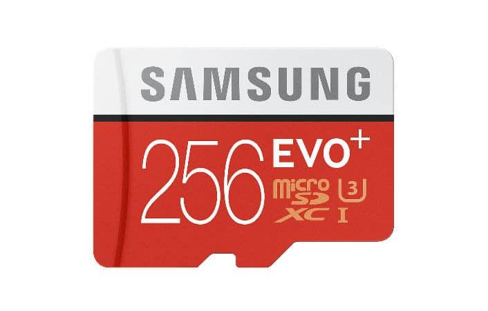 EVO Plus 256GB