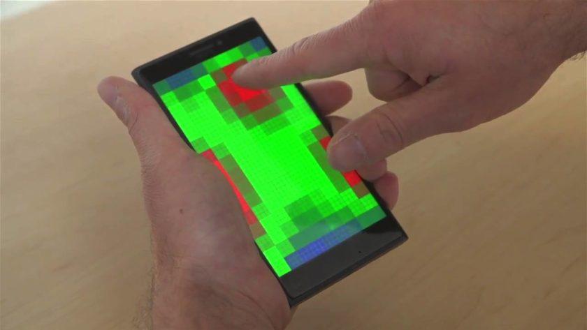 """La nuova tecnologia """"Pre-Touch Sensing"""" di Microsoft potrebbe cambiare il modo con cui ci rapportiamo agli smartphone"""