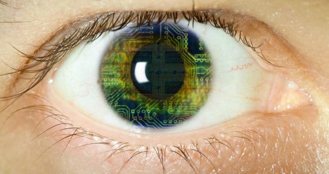 Così Google pensa di impiantare Android nei bulbi oculari