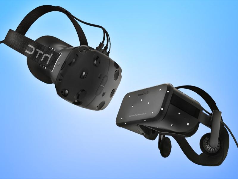 Oculus Rift vs HTC Vive: qual è il miglior visore per la realtà virtuale?
