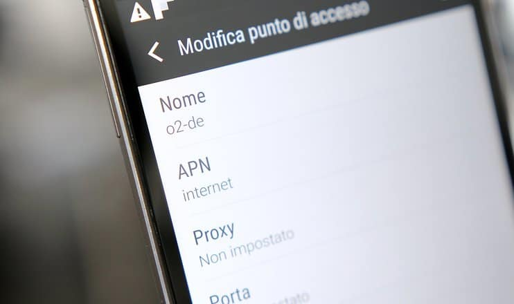 APN su Android e iOS: cos'è e come si configura