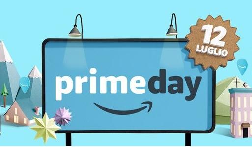 Il 12 luglio ci sono i saldi su Amazon