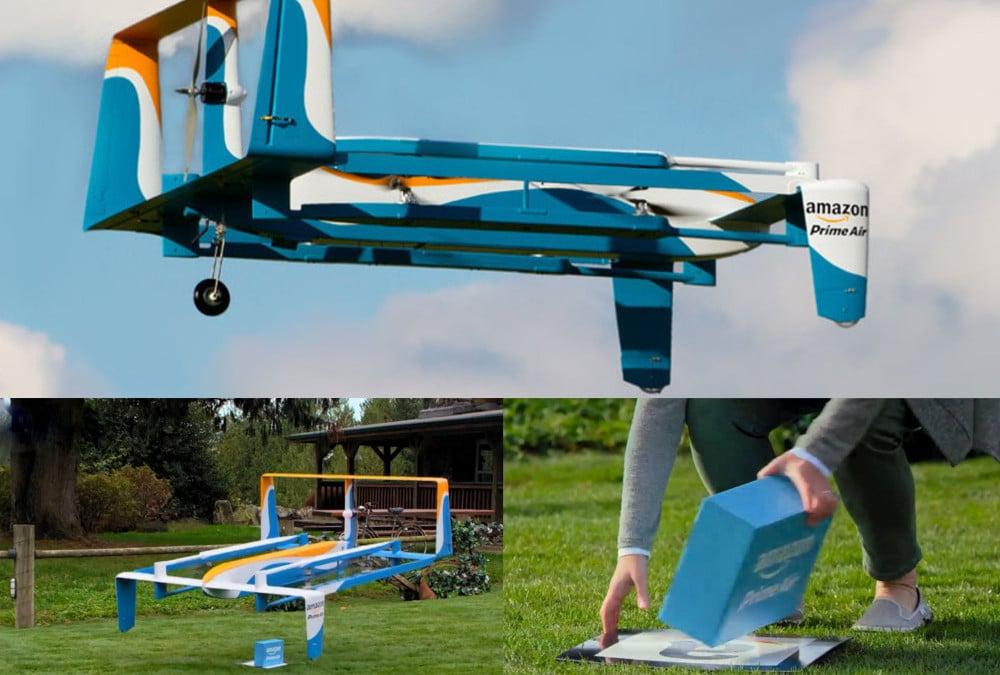 In USA sono pronti a decollare i primi droni di Amazon