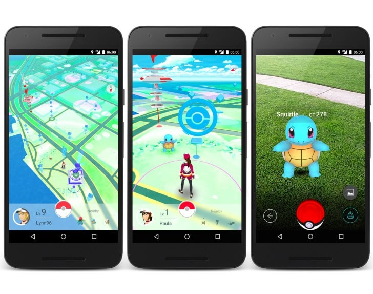 Realtà aumentata, Pokémon GO possibile killer application?