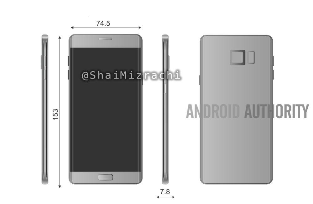 Galaxy Note 7: sarà presentato il 2 Agosto?