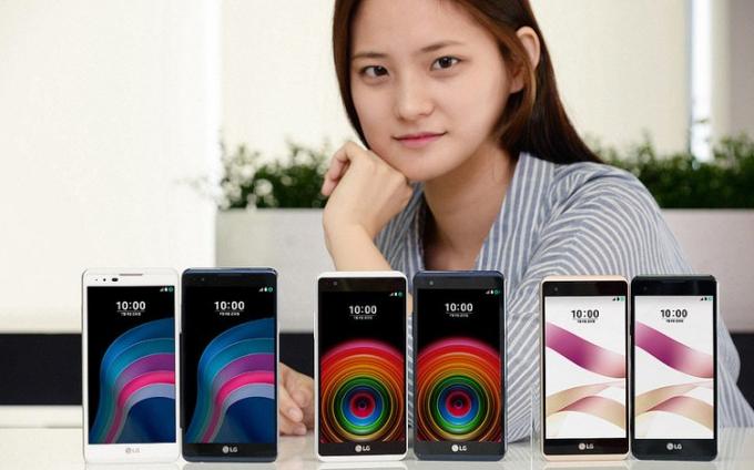 LG presenta X Skin e X5, ma solo per il mercato coreano