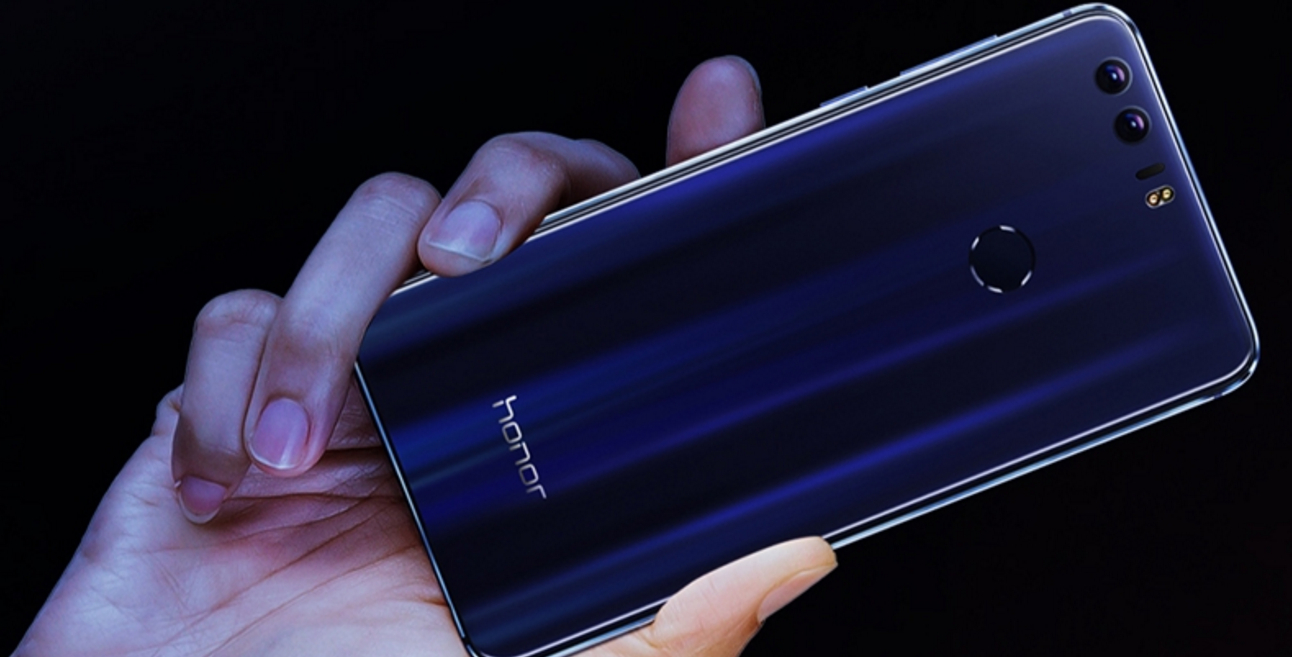 Honor 8 è ufficiale: vetro 2.5D, 4 GB di RAM e 2 fotocamere!