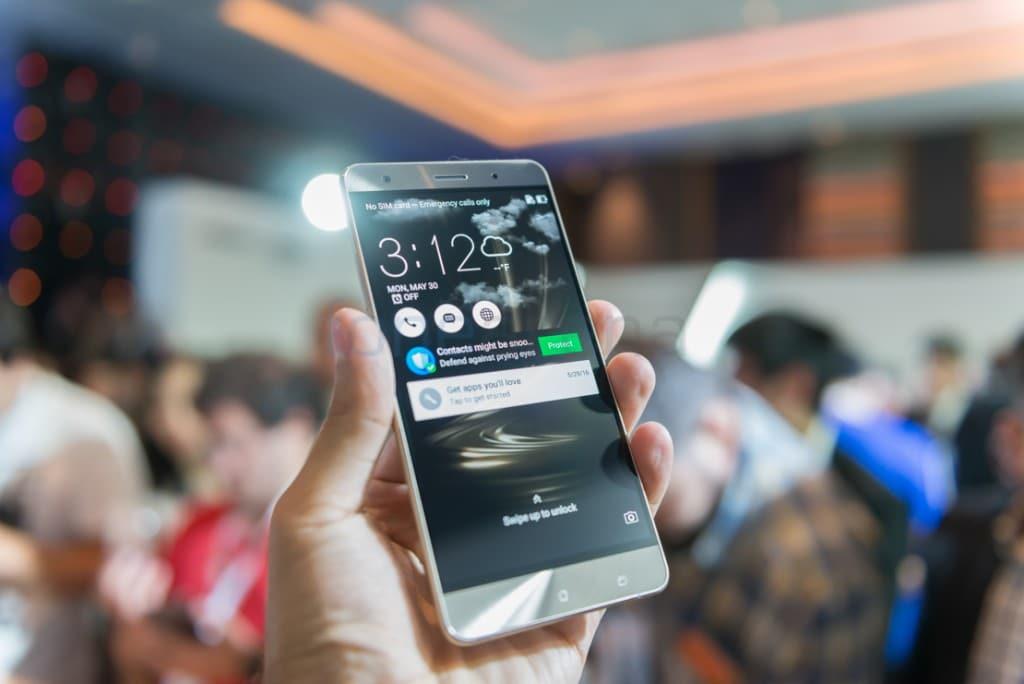 Asus ZenFone 3 Deluxe: 256 GB, 6 GB di RAM e SoC S821!