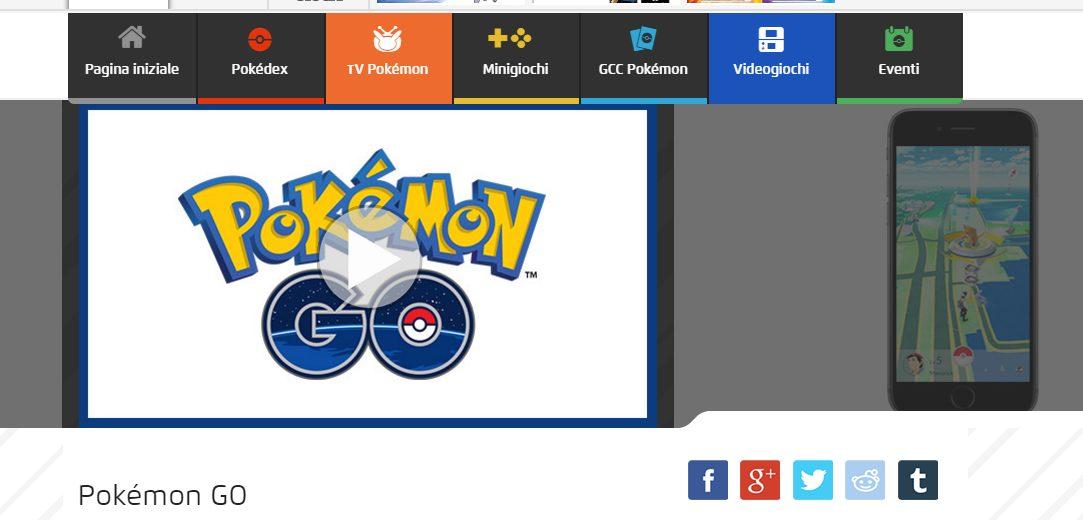 Pokémon GO è ufficiale sul Play Store  Download APK