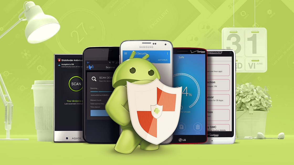 Sicurezza Android: CM Security, 360 Security o Clean Master?