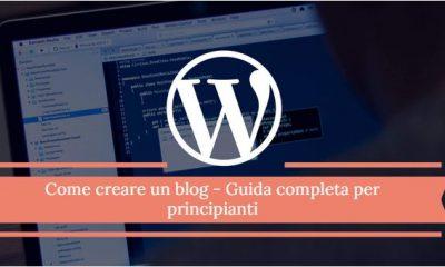 Come creare un blog