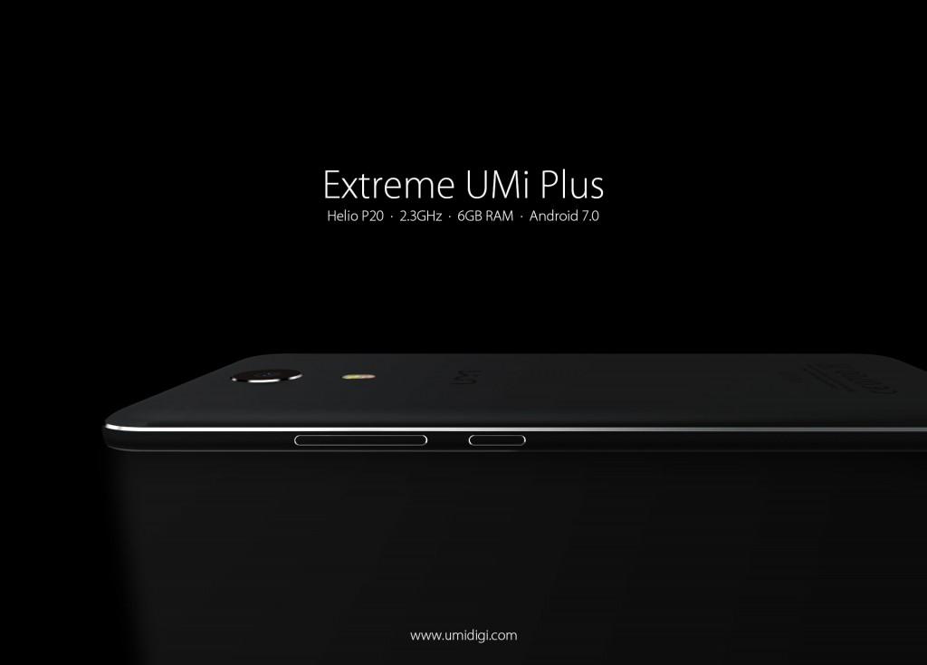 UMi: pronto il nuovo Extreme Plus con ben 6GB di RAM