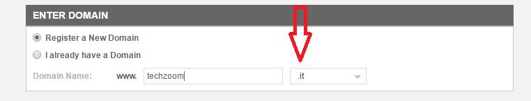 wordpress hosting dominio