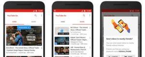 Youtube Go: Google lancia la nuova applicazione per la visione offline dei video