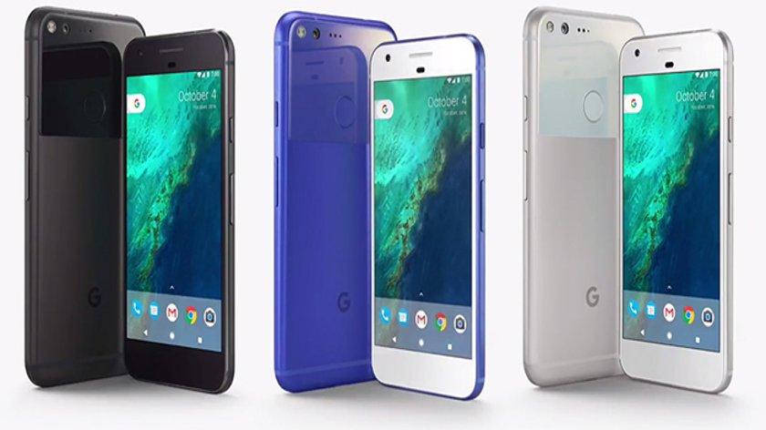 google pixel: vendite inferiori ai concorrenti