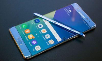 samsung pensa di sospendere la produzione del Galaxy Note 7