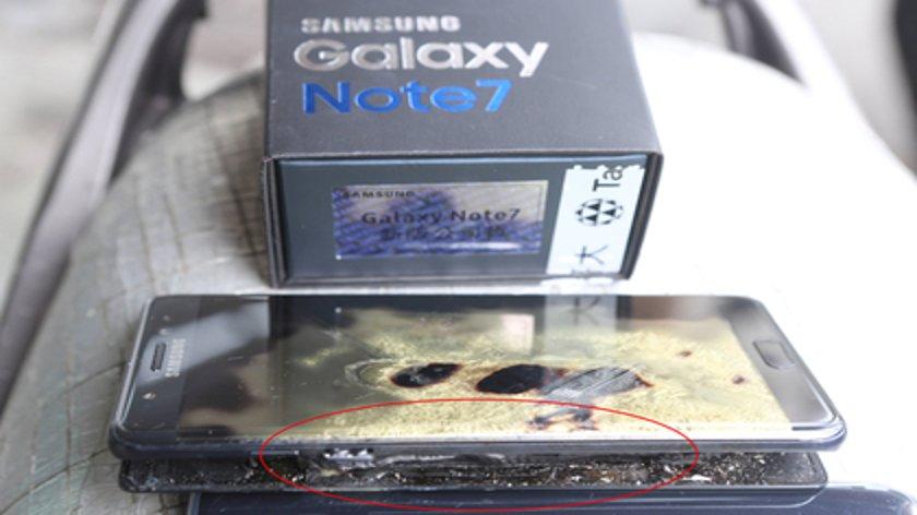 Samsung Note 7: storia senza fine, l'azienda rischia