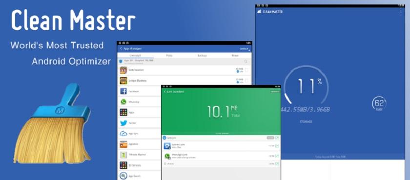 Clean Master è l'applicazione perfetta per pulire Android?