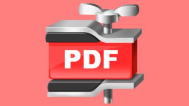 comprimere pdf