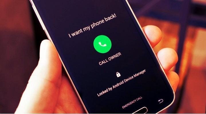 Gestione dispositivi Android per ritrovare smartphone