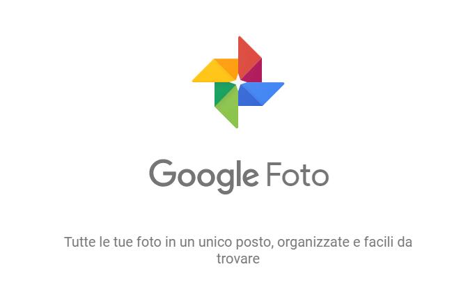Google Foto: guida completa