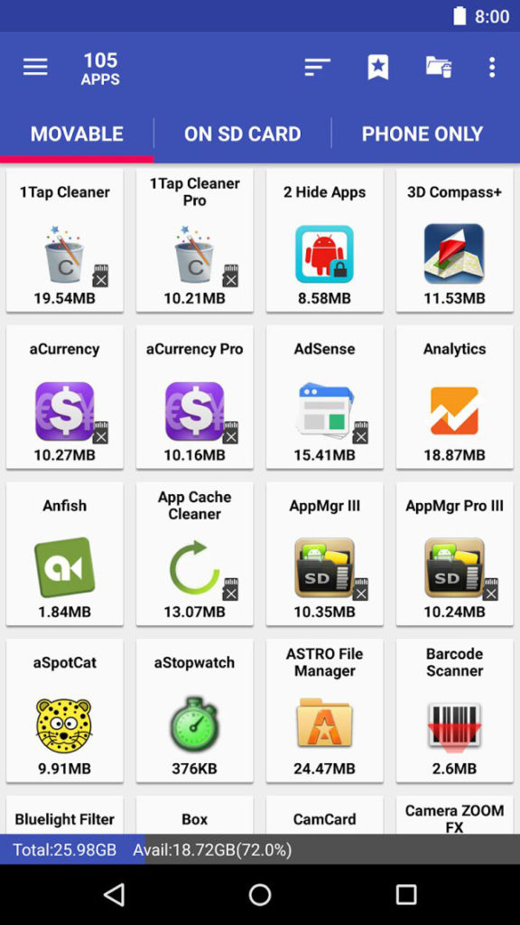 App 2 sd link2sd