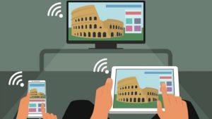 Screen Mirroring: come collegare il telefono alla TV