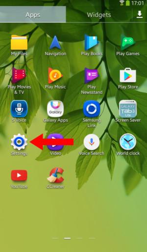 Come spostare le app su scheda SD