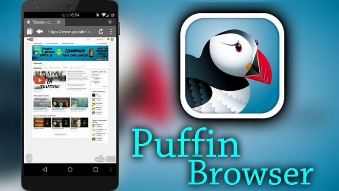 Puffin Web Browser android