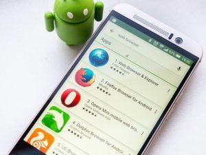 Migliori browser per Android